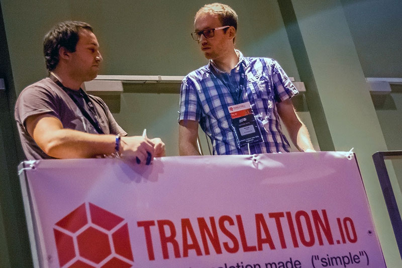 Translation.io banner